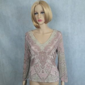 The Limited Pink Top Size Medium